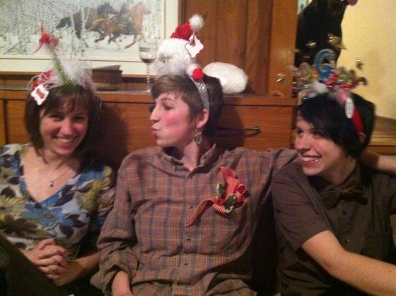 Susanna, Alicia & Audrey