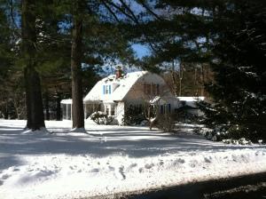 My cozy Berkshire cottage