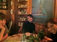Dinner at Dreamaway Lodge, MA