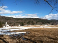 Hiking in the Berkshires of MA
