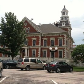 Macomb Courthouse