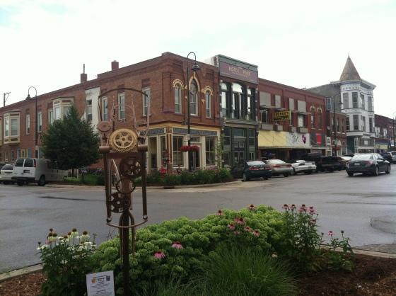 Town of Fairfield, Iowa