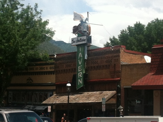 Doc Holiday Tavern, Glenwood Springs, CO