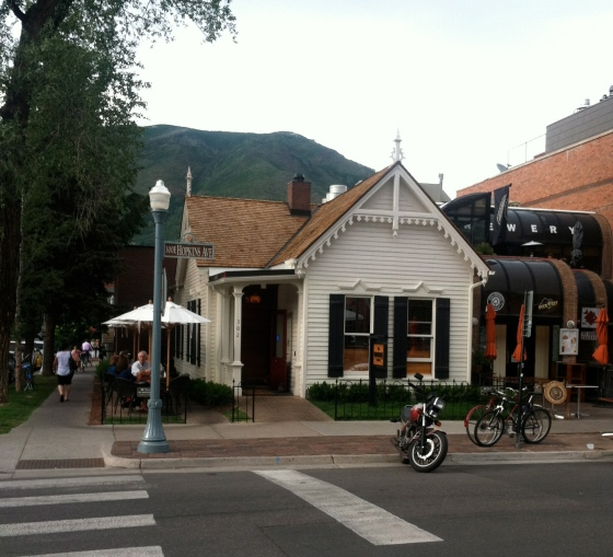 The White House Tavern, Aspen, CO