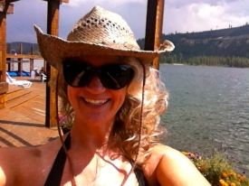 At Donner Lake, CA