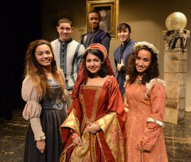 Our three Romeos and Juliets, Fall Festival of Shakespeare, Lenox, MA