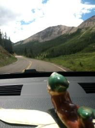 The roads of Colorado
