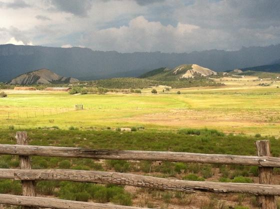 Near Ouray, CO
