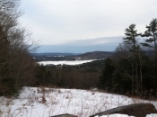 The frozen Berkshires...