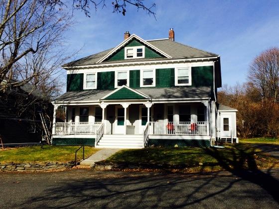 Cap's House
